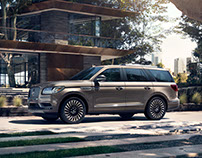 LINCOLN Navigator Reveal | Full CGI