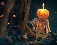 Capitan Jack Scary // Halloween 2020