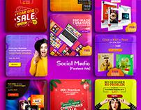 Social Media-Facebook Ads