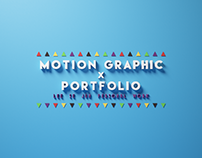 Motion Graphic Portfolio