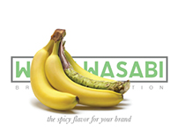 // white wasabi