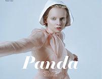 New editorial in Promo Magazine, USA. PANDA