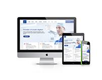 Euromedic website redesign tender