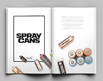 Montana Cans Product Catalogue 2017