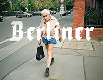 »Berliner« – a street photography zine