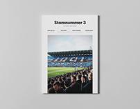 Stamnummer 3 Magazine