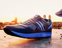 Sports Shoe - Cinematic Render