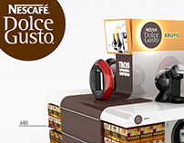 Dolce Gusto trade equipment