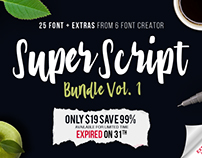 Super Script Bundle + Extras Vol. 1