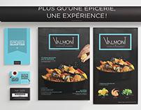 Valmont - Campagne d'ouverture DIX30 & identité