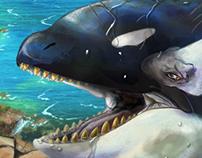 The Orca Dragon