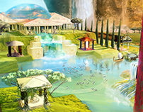 ANCIENT CIVILIZATIONS: LOST & FOUND – ENVIRONMENTS