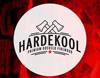 Hardekool Brand Identity
