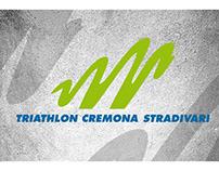 Logo Triathlon cremona Stradivari