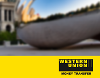 Western Union Posters