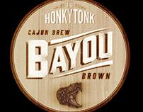Beer Branding - The Honkytonk