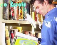 Libro Lucis Book Commercial