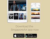 Singapore Air App