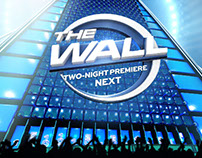 The Wall | On-Air Promotion Brand Pkg