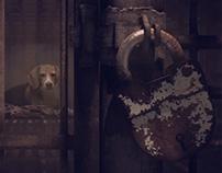 3d interior - DOGS the Film