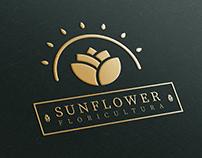 SunFlower   Brand Identity
