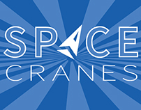 Space Cranes Logo and Branding