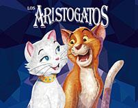 Poligonal: Aristogatos