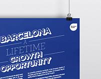 BCN Life Time Poster