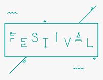 Festival E-card