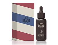 Kiehl´s Beard Branding