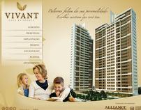 Vivant Club Residence - Hotsite