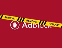 AdBlock - The #1 ad blocker! / advert