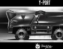 ALFA THYRO truck