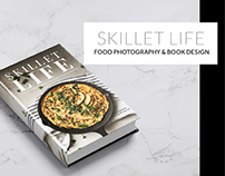 Skillet Life: Food Photography & Cookbook Design
