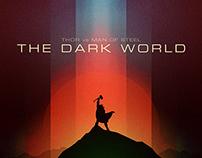 THOR vs MAN OF STEEL : The Dark World
