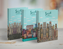 Secret Travel Guides - Book Covers