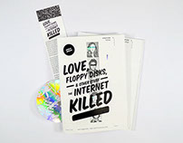 Love, Floppy Disks, & Other Stuff the Internet Killed
