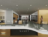 namet office building interiors