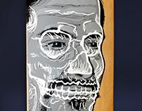 SKATE | skull guy