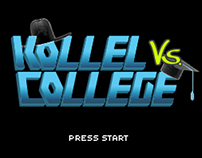 Kollel Vs. College Arcade Game