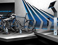 Haibike – Eurobike, Booth design