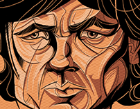Tyrion Lannister (GAME OF THRONES) portrait