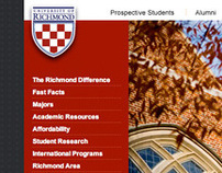 Previous University of Richmond Online Strategy