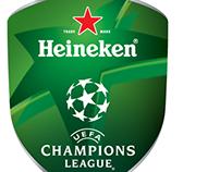 Heineken champions league iFrame