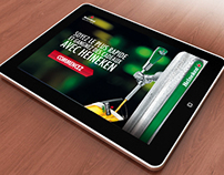 Heineken Ipad game