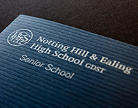 Notting Hill & Ealing High School Prospectuses
