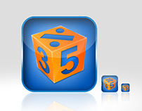 Prime Numbers - iphone app icon