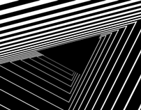 Struktur.Licht.Klang grafische Entwürfe