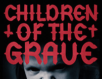 Children of the Grave - font