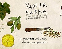 Yaprak Sarma - Recipe